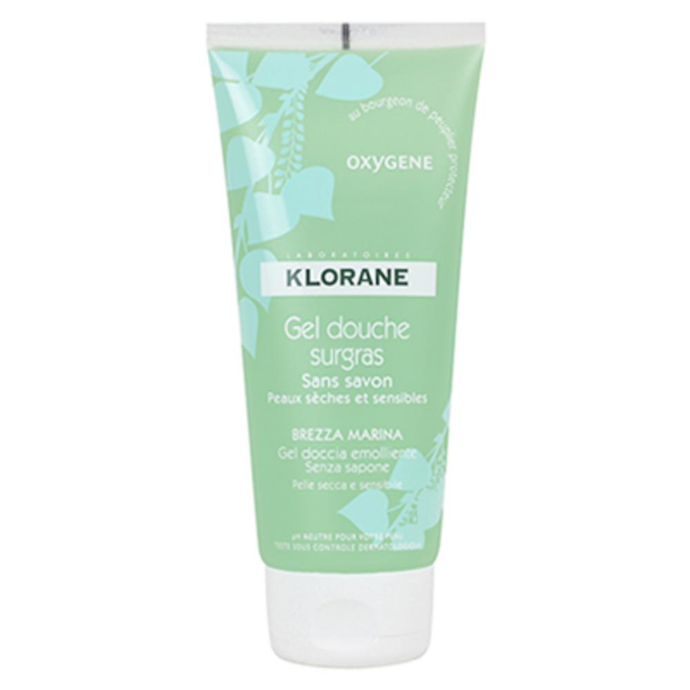 Klorane gel douche surgras oxygene - divers - klorane -81379