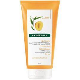 Klorane mini baume après-shampooing au beurre de mangue 50ml - klorane -219652