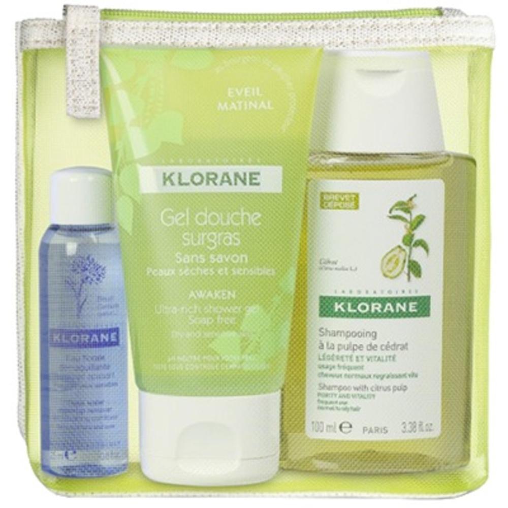 Klorane mon week end au vert divers klorane achat au - Gel douche antifongique sans ordonnance ...