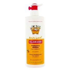 Klorane petit junior shampooing démélant 500ml - 500.0 ml - klorane -145015