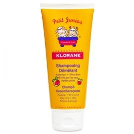 Klorane petit junior shampooing démélant pêche - 200ml - 200.0 ml - klorane -145115