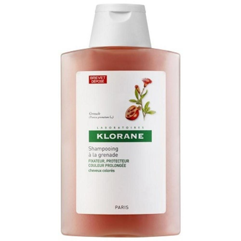 Klorane shampooing à la grenade 400ml - divers - klorane -100916