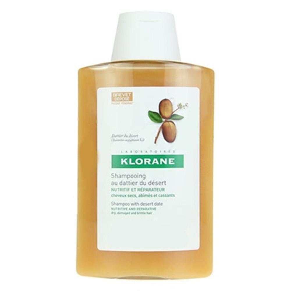 Klorane shampooing au dattier du désert 200ml - 200.0 ml - klorane -144786