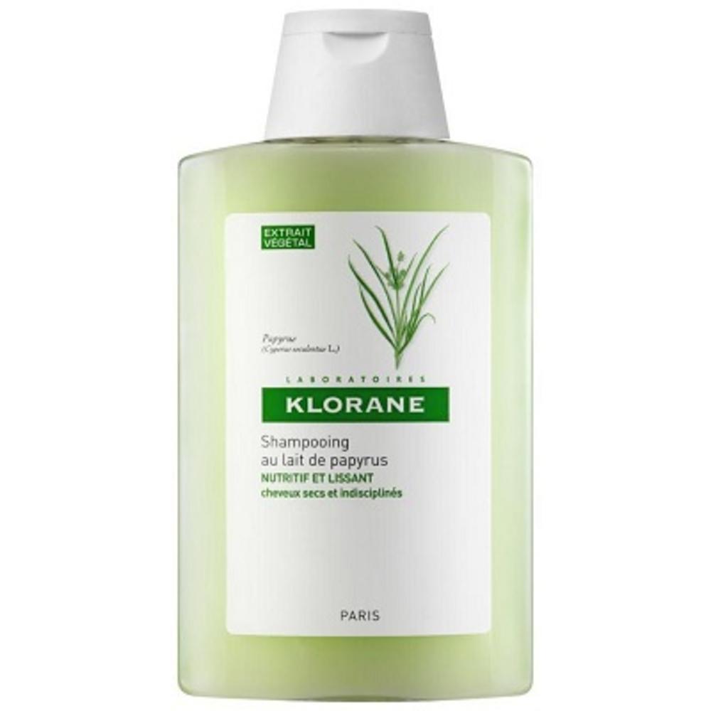 Klorane shampooing au lait de papyrus 400ml - divers - klorane -100701