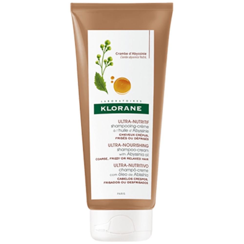 Klorane shampooing-crème à l'huile d'abyssinie 200ml Klorane-219699
