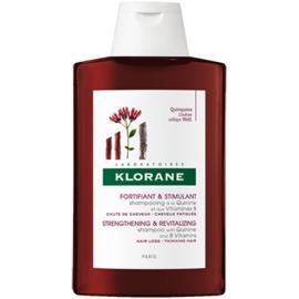 Klorane shampooing quinine vitamines b 100ml - klorane -225404