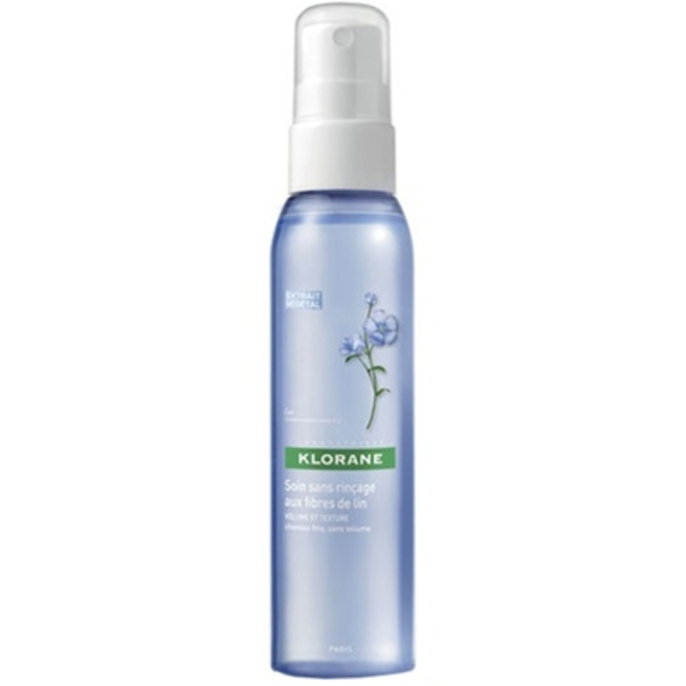 Klorane soin sans rinçage aux fibres de lin 125ml - 125.0 ml - klorane -143793