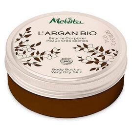 L'argan bio beurre corporel bio 100ml - beurres corporels - melvita -213410