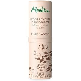 L'argan bio stick lèvres nourrissant bio 3,5g - argan bio - melvita -213408
