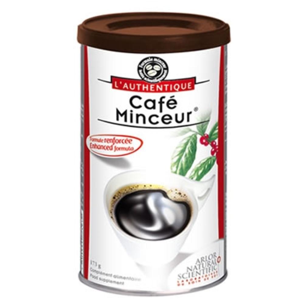 L'authentique café minceur - 173g - l'authentique -205586