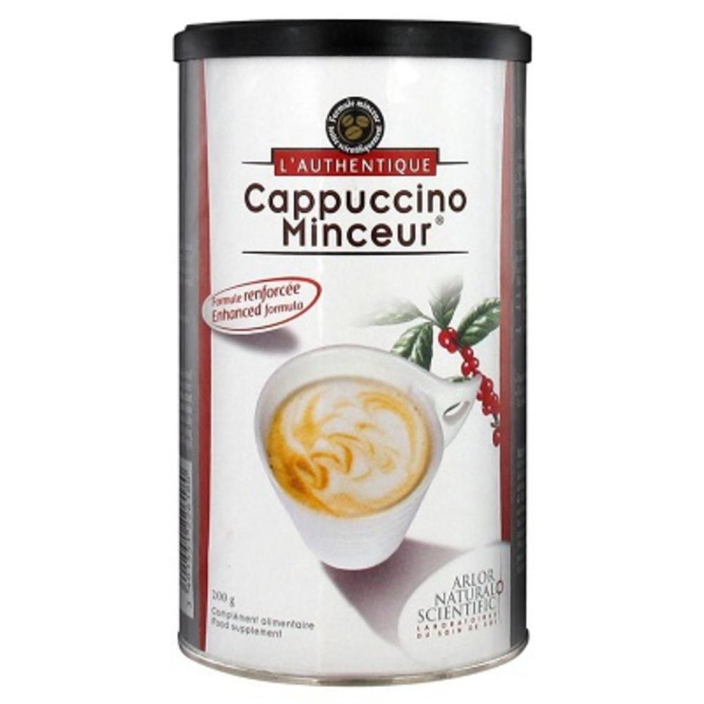 L'authentique cappuccino minceur - l'authentique -198232