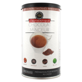 L'authentique chocolat minceur - l'authentique -198233