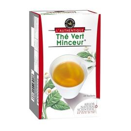 L'authentique thé vert minceur - arlor -206787