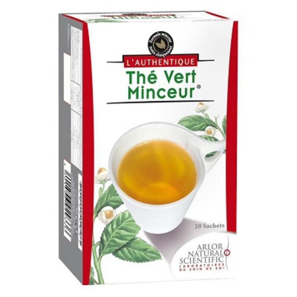 L'authentique thé vert minceur - l'authentique -198623