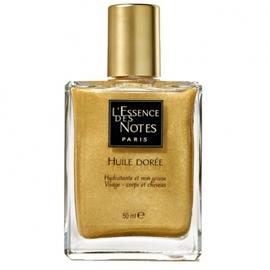 L'essence des notes huile dorée - l'essence des notes -198538