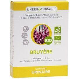 L'herbothicaire confort urinaire bruyère bio 30 gélules - l herboticaire -226631
