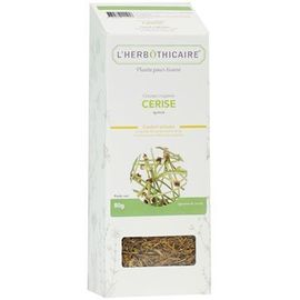 L'herbothicaire plante pour tisane cerise 80g - l'herbothicaire -220358