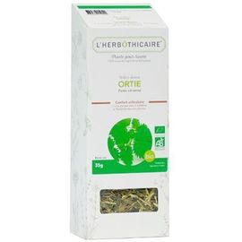 L'herbothicaire plante pour tisane ortie bio 35g - l'herbothicaire -220384