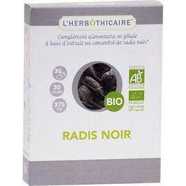 L'herbothicaire radis noir bio 30 gélules - l herboticaire -226638