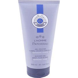 L'homme patchouli gel douche - 200.0 ml - roger & gallet -225515
