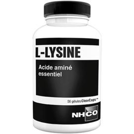 L-lysine 56 gélules clearcaps - nhco -221314