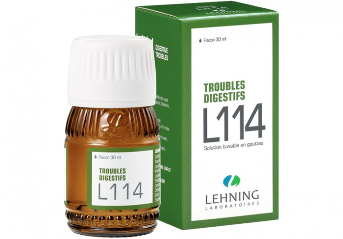 L114 solution buvable en gouttes Laboratoire lehning-194343