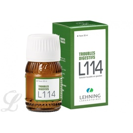 L114 solution buvable en gouttes - 30.0 ml - laboratoire lehning -194343