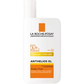 La roche posay anthelios xl spf50+ fluide - 50.0 ml - la roche-posay -143027