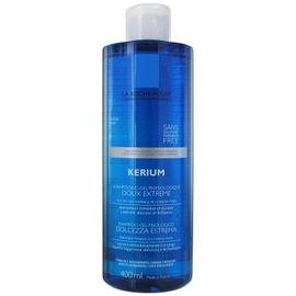La roche posay kerium doux shampooing - 400.0 ml - la roche-posay -142993
