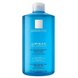 La roche posay lipikar gel lavant - 750ml - 750.0 ml - la roche-posay -152889