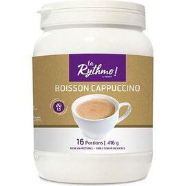 La rythmo boisson capuccino 16 portions - ysonut -221738