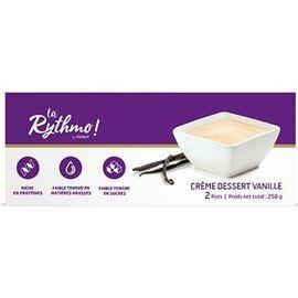 La rythmo crème dessert vanille 2 pots - ysonut -221723