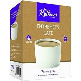 La rythmo entremets café 7 sachets - ysonut -221742