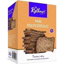 La rythmo pain multicéréales 7 sachets - ysonut -221724