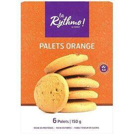 La rythmo palets orange 6 palets - ysonut -221741
