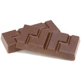 La rythmo tablette crunchy chocolat au lait 6 tablettes - ysonut -221731