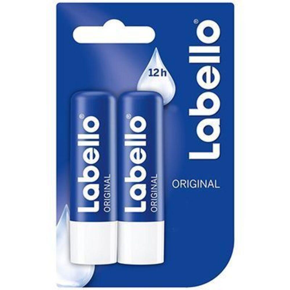 Labello original care lot de 2 - labello -225339