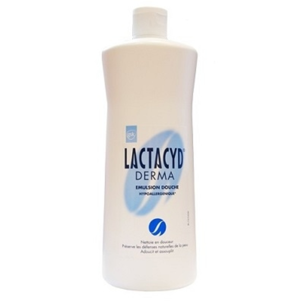 Lactacyd derma emulsion douche - lactacyd -201718