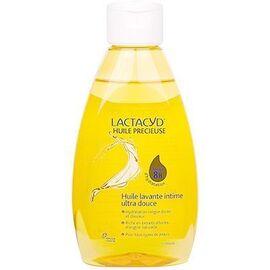 Lactacyd huile précieuse huile lavante intime ultra douce 200ml - lactacyd -220936