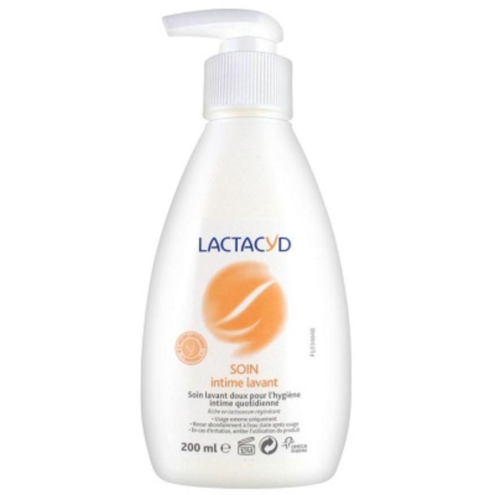 Lactacyd soin intime lavant - 200ml - 200.0 ml - lactacyd -146491