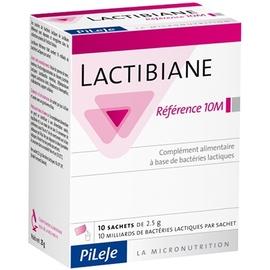 Lactibiane reference - 10 sachets x 2,5g - pileje -199230