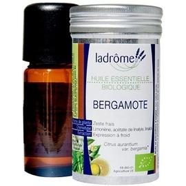 Ladrome bio huile essentielle de bergamote - 10.0 ml - huiles essentielles - ladrôme -7640