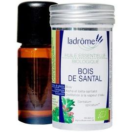 Ladrome bio huile essentielle de bois de santal - 5.0 ml - huiles essentielles - ladrôme -7641