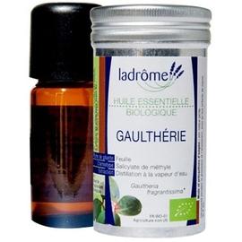 Ladrome bio huile essentielle de gaulthérie - 10.0 ml - huiles essentielles - ladrôme -7684