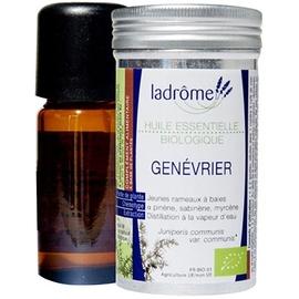Ladrome bio huile essentielle de genévrier - 10.0 ml - huiles essentielles - ladrôme -7656
