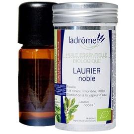 Ladrome bio huile essentielle de laurier noble - 5.0 ml - huiles essentielles - ladrôme -111467