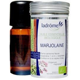 Ladrome bio huile essentielle de marjolaine - 10.0 ml - huiles essentielles - ladrôme -7666