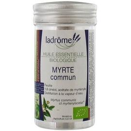 Ladrome bio huile essentielle de myrte commun - 10.0 ml - huiles essentielles - ladrôme -7668
