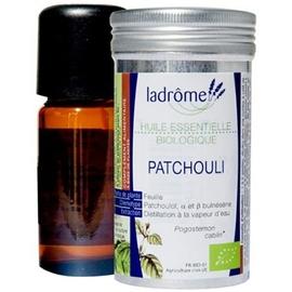 Ladrome bio huile essentielle de patchouli - 10.0 ml - huiles essentielles - ladrôme -7672