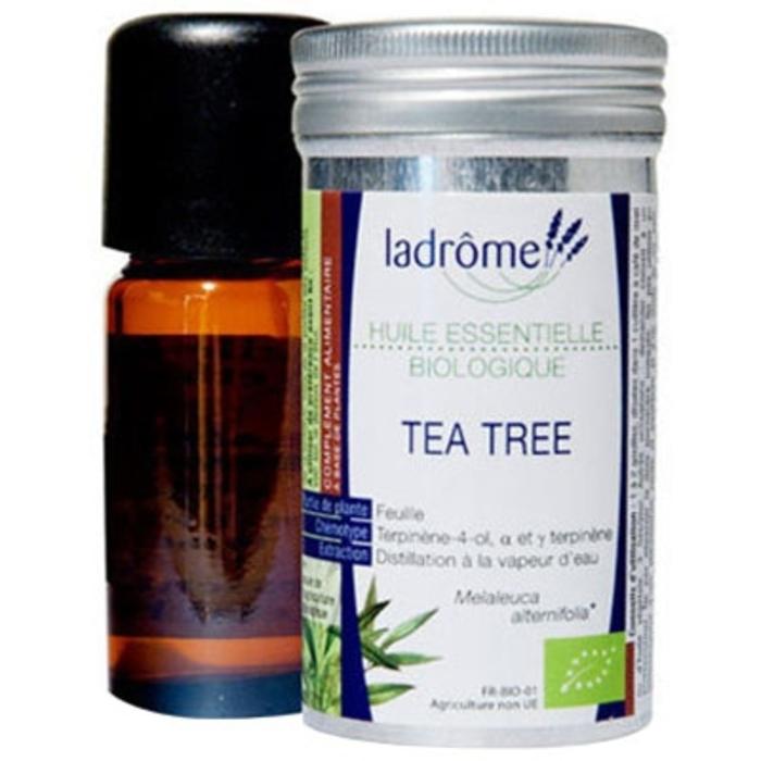 Ladrome bio huile essentielle de tea tree Ladrôme-7680